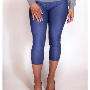 Pants - Stretchy Jean Legging